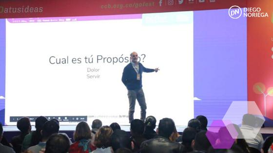 Cómo construir, crecer y escalar Startups que inspiren por Diego Noriega