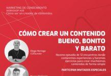 Amo workshop, como crear contenido bueno, bonito y barato