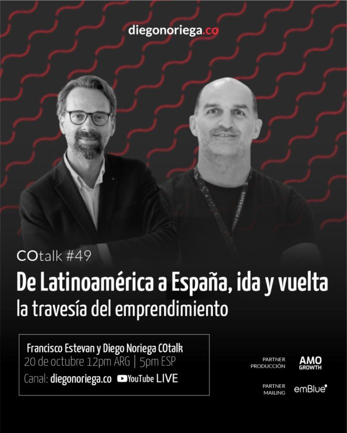 Innovación y tecnología de Latinoamérica a España, Ida y vuelta la travesía del emprendimiento COtalk 49